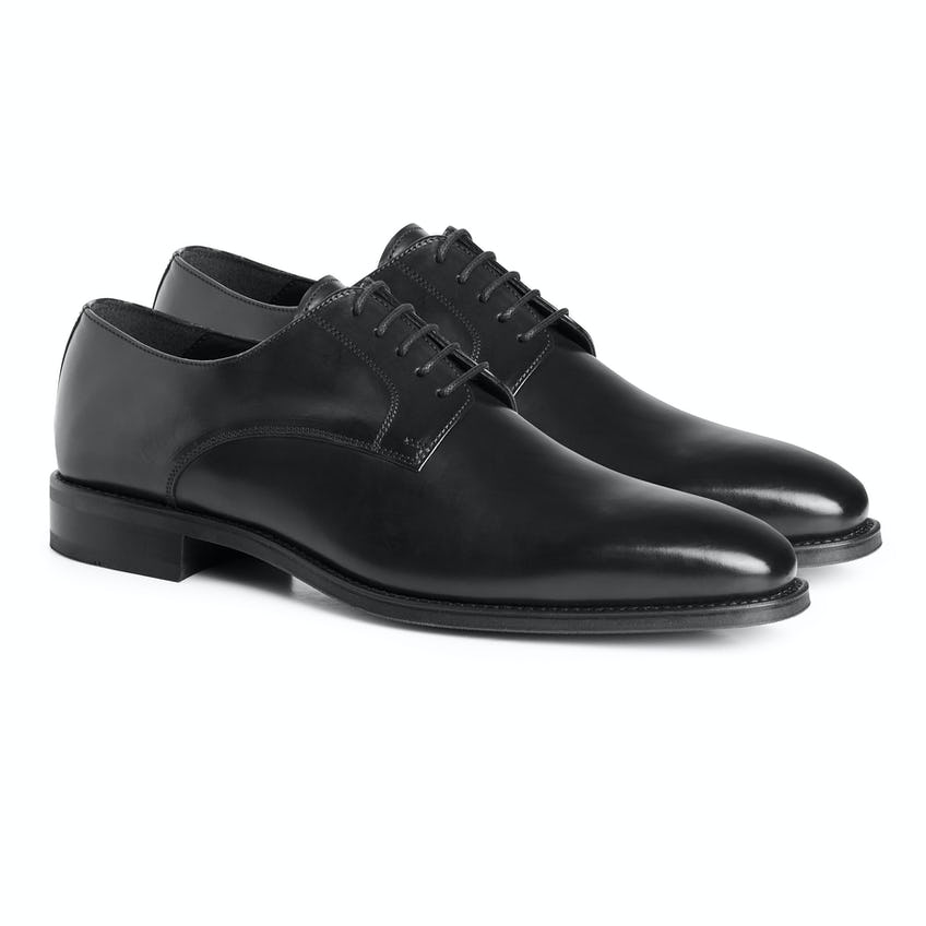 Infinity Derby Shoes Black 0