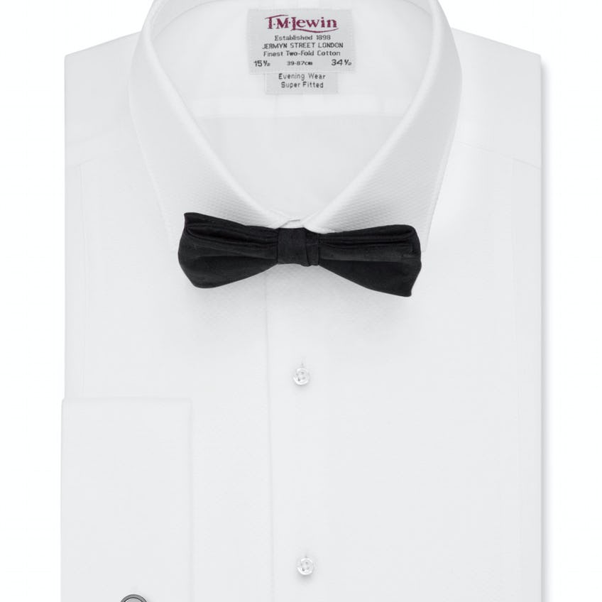 Super Fitted Marcella Evening Dress Shirt 0
