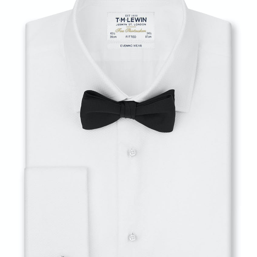 Marcella Fitted Evening Dress Shirt