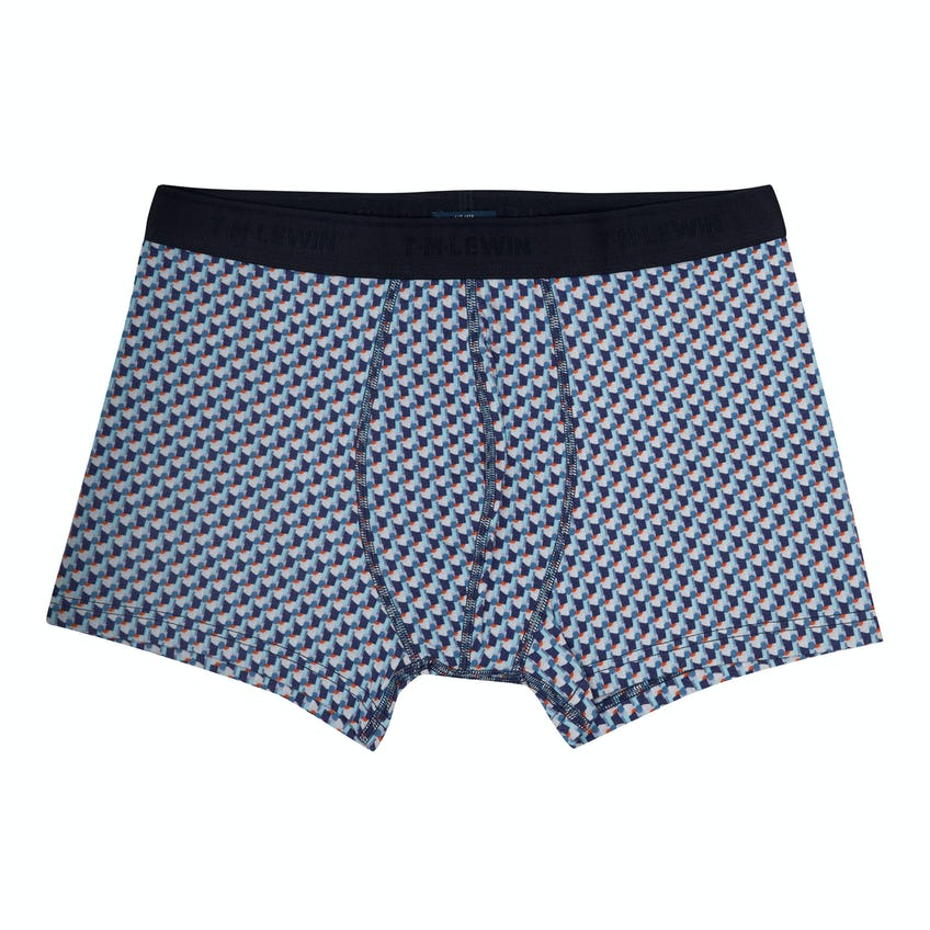 Made with Liberty Fabric Hebredes Jersey Boxer 0