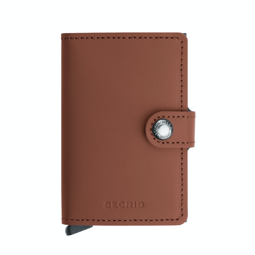 RFID Blocking Secrid Brick Matte Wallet