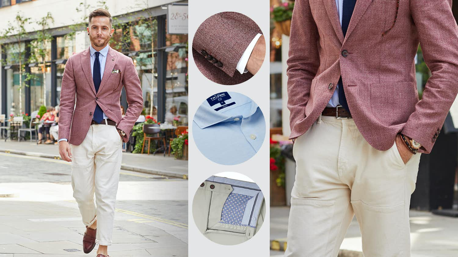The smart casual upgrade
