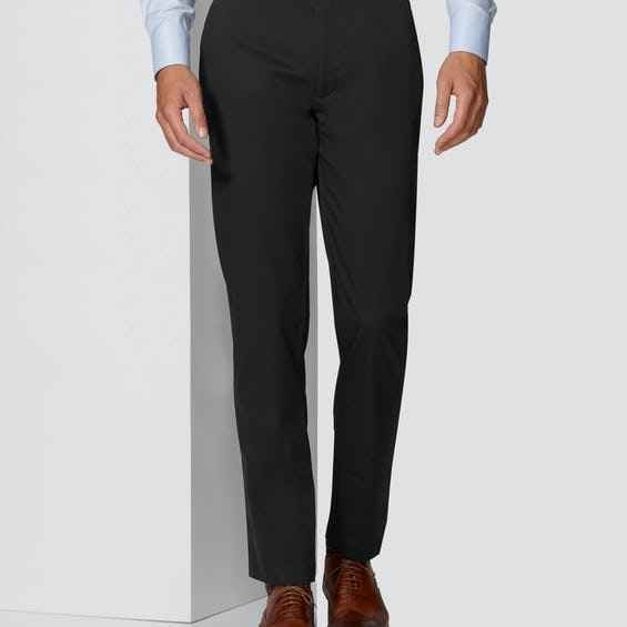 Radcliffe Slim Fit Olive Cotton Stretch Chino 0